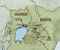 Masai Mara & Gorillas (18 dagen) - Kenia - Nairobi