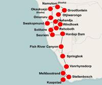 Zuid-Afrika & Namibië per camper (24 dagen) - Zuid-Afrika - Kaapstad