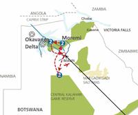 Ker & Downey Botswana (9 dagen) - Botswana - Maun