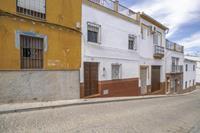 CASA DE PUEBLO ANDALUZA SIERRA SEVILLA - Spanje - Andalusië Binnenland - Villanueva de San Juan- 4 persoons