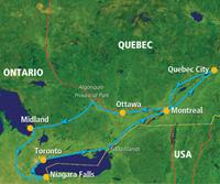 Eastern Explorer (13 dagen) - Canada - Oost Canada - Toronto