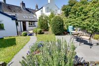 Gezellig vakantiehuis met een omheinde tuin en terras in het hart van Torrington