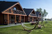 Mooi huis met uitzicht op het meer en op 1 km van zee. Ideaal voor 9 personen.