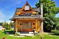 Een fantastisch huisje met uitzicht op het Tatragebergte. Sauna, jacuzzi.