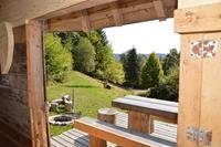 Groot vakantiehuis in het Zwarte Woud met eigen balkon, tuin