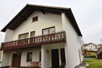 Modern appartement in Burggrub in de buurt van een bos