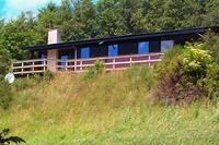 Heerlijk vakantiehuis in Spøttrup met terras
