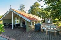 Gemoedelijk vakantiehuis in Hejls met houtkachel