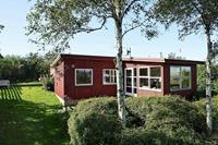Heerlijk vakantiehuis in Roslev met 3 terrassen