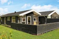 Gezellig vakantiehuis in Tranekær dicht bij de Noordzee
