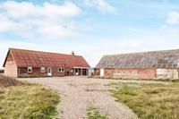 Ruim vakantiehuis in Harboøre nabij het Noordzeestrand