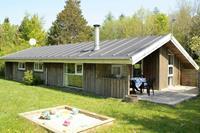 Mooi vakantiehuis in Ansager met een sauna