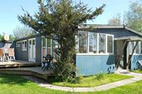 Modern vakantiehuis in Broager met een groot terras
