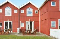 Prachtig appartement bij Hadsund met een groot terras