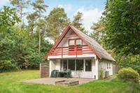 Vrijstaand vakantiehuis in Ebeltoft midden in het bos