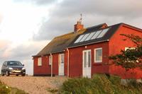 Diervriendelijk vakantiehuis in Lemvig met een houtkachel