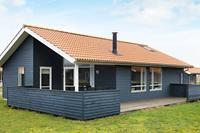 Prachtig vakantiehuis in Ulfborg met gratis WiFi