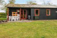 Gezellig vakantiehuis in Nordborg met terras