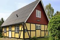 Koloniaal vakantiehuis in Hals met gratis WiFi