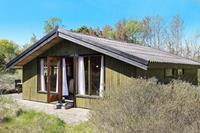 Authentiek vakantiehuis in Ålbæk bij een strand