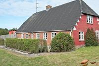 Gezellig vakantiehuis in Rømø met houtkachel