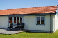 Ruime vakantiewoning in Rødby met terras