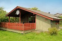 Charmant vakantiehuis in Struer met overdekt terras