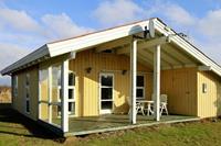 Schilderachtig vakantiehuis in Ulfborg nabij de Noordzee
