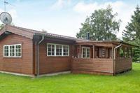 Rustiek vakantiehuis in Fårvang met gratis WiFi
