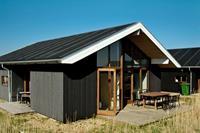 Modern vakantiehuis in Jutland, nabij de zee