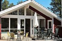 Gezellig vakantiehuis in Sæby dicht bij de zee