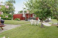 Vredig vakantiehuis dicht bij Haderslev met een tuin