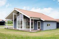 Comfortabel vakantiehuis in Ulfborg nabij de Noordzee