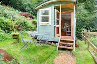 Knus vakantiehuis in Taunton met een tuin