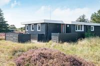 Rustig gelegen vakantiehuis in Fanø met houtkachel