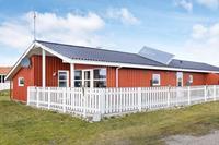 8 persoons vakantie huis in Harboøre