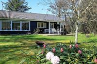 Vrijstaand vakantiehuis in Ulfborg vlak bij haven