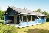 Gezellig vakantiehuis in Dannemare vlak bij zee