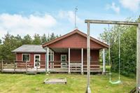Ruim vakantiehuis in Rømø met terras