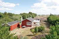 Ruime cottage in Ålbæk Jutland met uitzicht op de Noordzee
