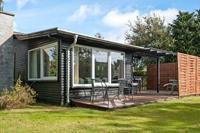 Modern vakantiehuis in Jutland nabij de zee