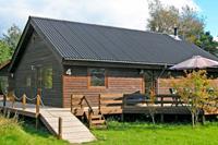 Ruim vakantiehuis in Hals Jutland met whirlpool