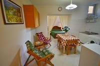 Leuk appartement in Sesta Godano met een terras met uitzicht