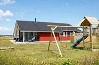 Hedendaags 5-sterren vakantiehuis in Brovst met sauna