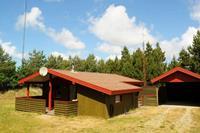 Charmante vakantiewoning in Jutland met houten terras