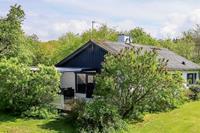 Verfrissend vakantiehuis in Spøttrup midden in de natuur