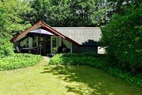 Knus vakantiehuis in Jutland met terras