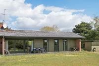 Pittoresk vakantiehuis in Ebeltoft met een open haard