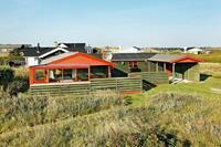 Ruim vakantiehuis in Løkken gelegen nabij de duinen
