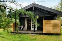Vrijstaand vakantiehuis in Fårvang in een merenlandschap